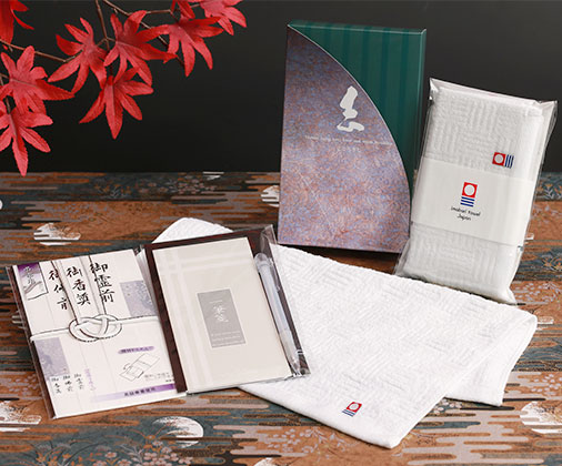 愛媛産品と香典がセットになったギフトセレクション2 画像1